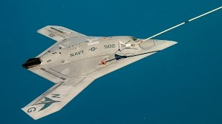Download WORST NIGHTMARE for Russian Military !!! US Navy X-47B stealth aircraft Video