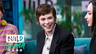 Download Sophia Lillis Joins The Table Video
