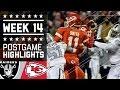 Download Raiders vs. Chiefs | NFL Week 14 Game Highlights Video