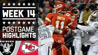 Download Raiders vs. Chiefs | NFL Week 14 Game Highlights Video