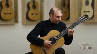 Download Andreas Grossmann plays El testament d'Amelia by Miguel Llobet on a 1924 Hermann Hauser I Video