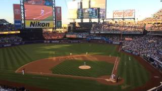Download Mets fans welcome Jay Bruce to Citi Field Video