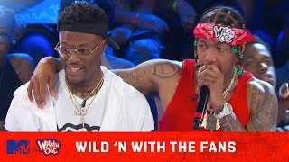 Download Wild 'N Out Fans Get Called Out to Perform for Nick Cannon 🙌 | Wild 'N Out | MTV Video