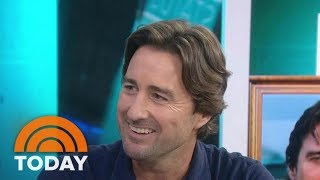 Download Luke Wilson Talks About Co-Starring With Ben Stiller In 'Brad's Status' | TODAY Video