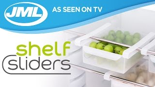 Download Shelf Sliders from JML Video
