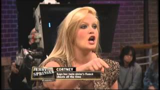 Download Stabbed In The Back By My Twin Sister (The Jerry Springer Show) Video