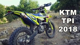Download KTM TPI 2018 - Fuel Injected 2 Stroke is HERE ! Video
