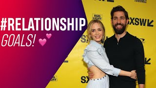 Download Emily Blunt & John Krasinski's 6 Cutest Moments Ever! | Access Video