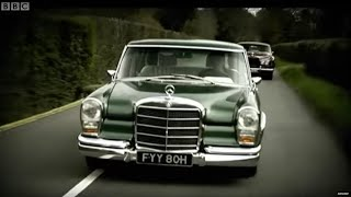 Download Classic Car Challenge: Grosser Mercedes Vs Rolls-Royce Corniche | Top Gear Video
