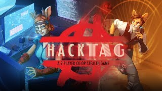 Download Hacktag Steam Early Access Launch Trailer Video
