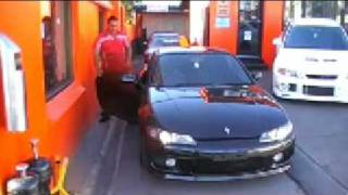 Download Nissan Silvia S15 200SX Spec R turbo for sale @ Edward Lee's Japanese Auto Centre Video