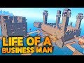 Download LIFE OF A BUSINESS MAN in Rust Video