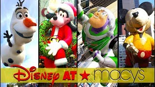 Download Top 10 Disney Balloons at the Macy's Thanksgiving Day Parade   Disney Parade History Video