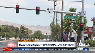Download Road rage incident has valley woman living in fear Video