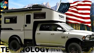 Download 10 IMPRESSIVE TRUCK BED CAMPERS Made in the Good Ole' U.S.A Video