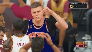 Download NBA 2K17 PS4 Play Now - Road to GOAT League! Knicks Video