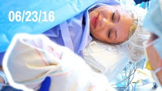 Download BIRTH VIDEO OF BABY TWINS TAYTUM AND OAKLEY (EMOTIONAL) Video