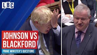 Download Boris Johnson v Ian Blackford on the Scottish Referendum | House of Commons Video
