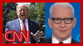 """Download Cooper counts Trump's flip-flops: """"Buckle up"""" Video"""