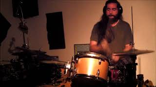 Download Wake 'N Break No. 1319 - A 6/8 Groove w/ Long Buzzes On The Snare & Tom | Andrew McAuley (KindBeats) Video