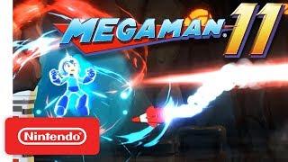 Download Mega Man 11 Announcement Trailer - Nintendo Switch Video