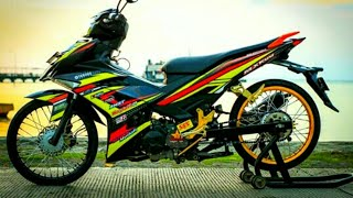 Download Modifikasi mx king 150 jari jari Video