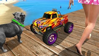 Download NEW Overpowered RC DLC Car! - GTA 5 Online Video