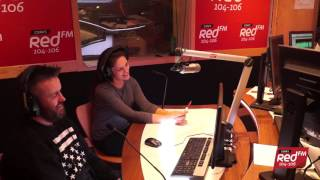 Download KC's Red Carpet Tile Giveaway | Cork's RedFM Video