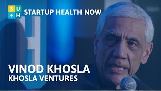 Download Investing in Healthcare Moonshots - Vinod Khosla, Khosla Ventures: NOW #68 Video
