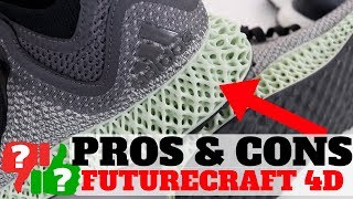 Download 1 Month AFTER Wearing adidas FUTURECRAFT 4D! PROS & CONS! Video