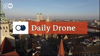 Download #DailyDrone: München Video