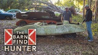Download The wonderful world of one-off fiberglass kit cars | Barn Find Hunter - Ep.42 Video