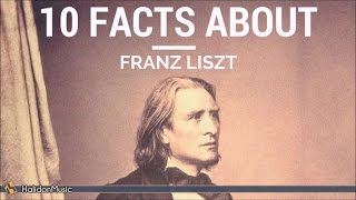 Download Liszt - 10 facts about Franz Liszt | Classical Music History Video