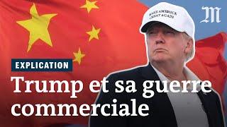 Download Guerre commerciale contre la Chine : Trump a-t-il raison ? Video