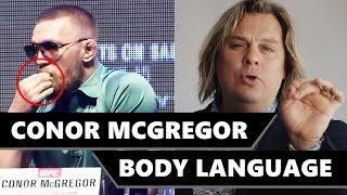 Download Conor McGregor Body Language Breakdown Video