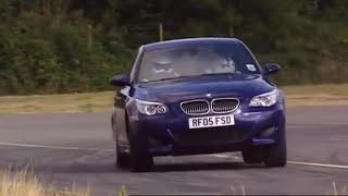 Download BMW M5 Road Test Part 2 | Top Gear | BBC Video