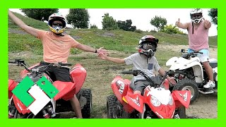 Download QUAD RIDING WITH DAILY BUMPS! (Day 1540) Video