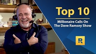 Download Top 🔟 - MILLIONAIRE Calls on The Dave Ramsey Show Video