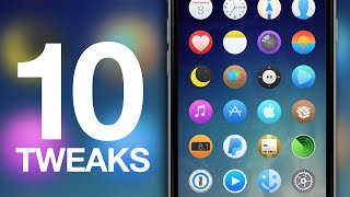 Download TOP 10 Best FREE iOS 8.4 Cydia Tweaks For iPhone, iPad & iPod Touch Video