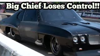 Download Big Chief Loses Control at Armageddon!! Video