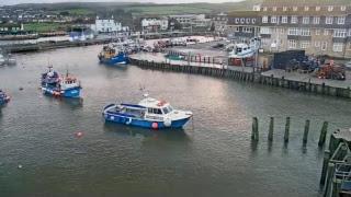 Download Bridport Harbour (West Bay) Video