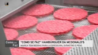 Download Como Se Faz - Hamburger da McDonalds Video