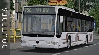 Download OMSI 2 - MB Citaro Facelift Video