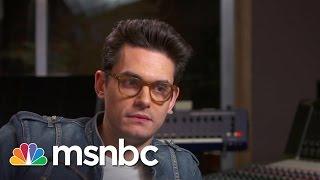 Download John Mayer, 'Recovered Ego Addict' | msnbc Video