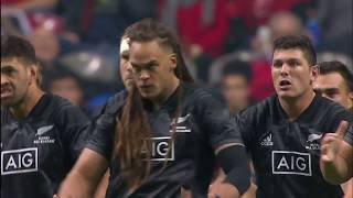 Download Maori All Blacks Haka at sold-out BC Place in Vancouver Video