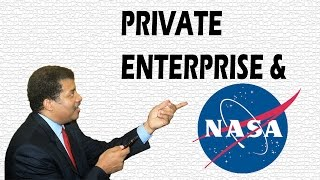 Download Neil deGrasse Tyson on Private Enterprise and NASA Video