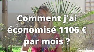 Download 💰 COMMENT j'ai ÉCONOMISÉ 1106 EUROS par mois ? Mode de vie - Zéro Déchet - Minimalisme ✨ Video