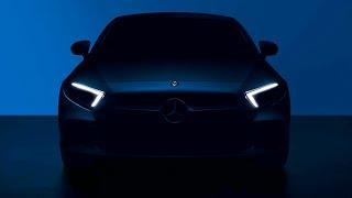 Download New Mercedes CLS - teaser Video