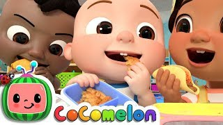 Download The Lunch Song | CoCoMelon Nursery Rhymes & Kids Songs Video