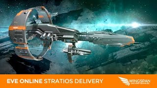 Download EVE Online: Solo Stratios vs 8 Pilot Fleet?! EASY GANK GONE INSANELY WRONG! Video